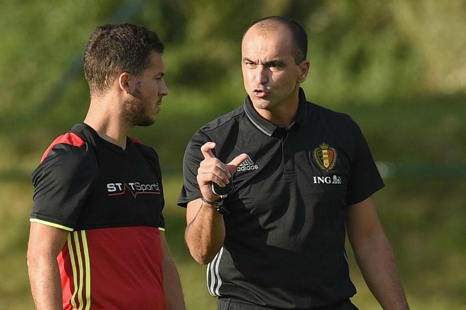 Roberto Martinez mengaku cukup terpukul atas cederanya Hazard