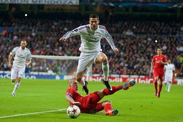 Cristiano Ronaldo vs Liverpool